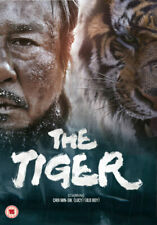 The Tiger an Old Hunter's Tale DVD 2017 Region 2