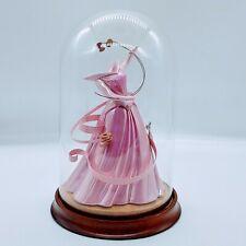 Wdcc Disney's Sleeping Beauty's Dress A Dress A Princess Can Be Proud Of. Coa