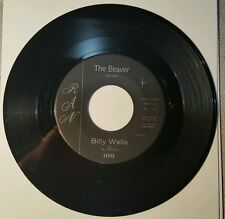 Billy Wells & The Swingers – The Beaver / Handclappin, 1963 Funk / Soul Shaker