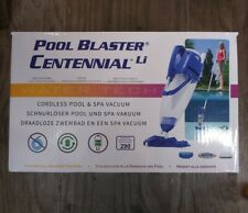 Water Tech Blaster Centennial Li Swimming Pool Spa & Hot Tub Cordless Vacuum