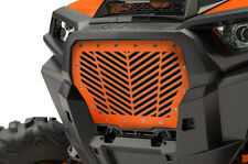 Steel Grille for 2017+ Polaris RZR Turbo 1000 XP Grille V-STRIPES SPECTRA ORANGE