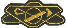 Babylon 5 Embroidered Fire Fighters Division Iron-On Patch