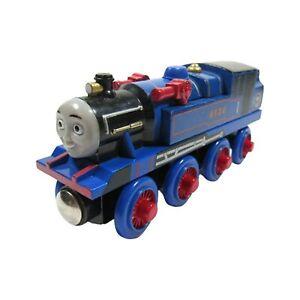 Thomas & Friends BELLE Wooden Railway Train Tank Engine SSRC 6120 EUC 2003 Blue