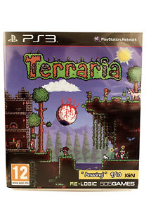 Terraria (PS3) - PlayStation 2 Game 💎💎FAST POSTAGE💎💎