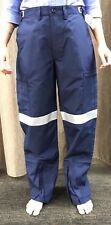 Nomex 150gsm Navy Trouser (#21) Size: 89w, +6 i/leg, +2 thigh