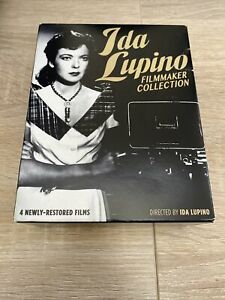 Ida Lupino: Filmmaker Collection | Blu-ray | Kino Classics Box Set