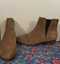 Near New Witchery Tan Suede Leather Boots - Size 39 - $199