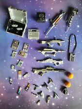 "Star Trek Accessories Phaser Tricorder Communicator Tribble Art Asylum 8"" Figure"