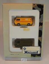 1//87 Wiking VW t4 recuadro blanco 295