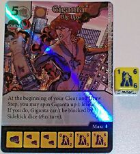 Foil GIGANTA: BIG UPS 17 Green Arrow and The Flash Dice Masters