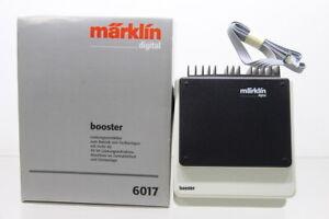 H0 Märklin 6017 Booster digital +OVP/J22
