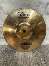 "More details for sabian pro sonix splash 8""/20cm splash cymbal / drum accessory"