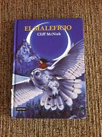 EL MALEFICIO - CLIFF McNISH - LIBRO EDITORIAL DESTINO TAPA DURA