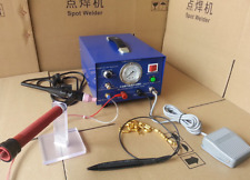 Good 80A 400W Pulse Spot Welder  Argon protection Welding Jewelry ONLY 220V