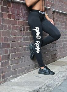 ON SALE!! GYM LEGGINGS, YOGA SPORT ATHLETIC FITNESS WORKOUT DRIPPING