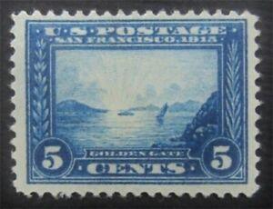 nystamps US Stamp # 399 Mint OG H     S10x786