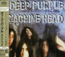Deep Purple Machine Head Hybrid SACD /CD Tracking Number from Japan
