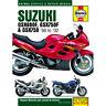 Suzuki GSX600F Haynes Manual 1998-2002 GSX750F GSX750 Workshop Manual
