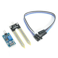 Soil Humidity Hygrometer Moisture Detection Module Arduino Plant Water Sensor