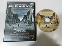 EL PIANISTA DVD ROMAN POLANSKI ADRIEN BRODY ESPAÑOL ENGLISH