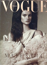 J.Sweeney Vogue IT #3 2007 /RARE/ Rocha Koponen Lily Cole Lazareanu Zimmer Nix
