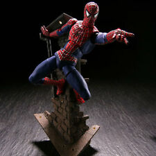Kaiyodo Revoltech SPIDER MAN Movie Figure Marvel Spiderman Doll Decoration