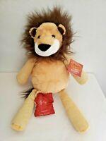2010 Scentsy Buddy Roarbert The Lion Plush Stuffed Animal Cozy Fireside Scent