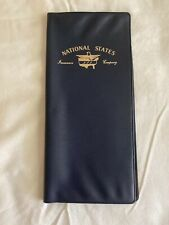 Vintage National States Insurance Company Document Holder