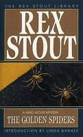 Golden Spiders by Rex Stout (Paperback, 1995)