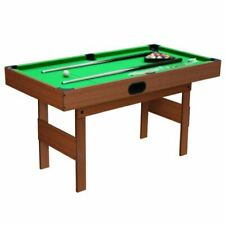 Childs Pool Table 120cm Length X 80cm Height 60cm Width