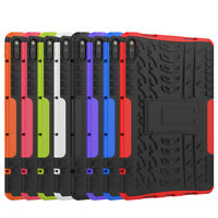 """Rugged Hybrid Armor Shockproof Case Stand Cover For Huawei MatePad 10.4"""" (2020)"""