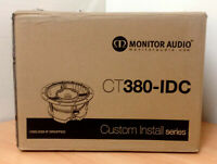 PAIR OF MONITOR AUDIO CT380-IDC IN-CEILING SPEAKERS - DOLBY ATMOS