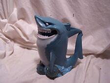 Disney On Ice Finding Nemo Bruce Shark Cup 3D Mug Plastic Stein Lid NEW
