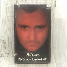 """Phil Collins """"No Jacket Required"""" Beta BETAMAX Movie 1985 Music Video New/Sealed"""