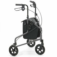 Days Lightweight Aluminium Tri Wheel Walker Quartz- 240LQ