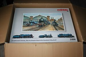 MARKLIN 31806 H0 LIMITED EDITION DISPLAY ONLY