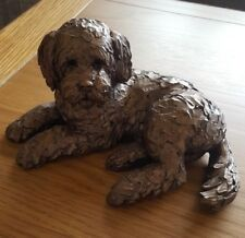 Frith Sculpture Bronze Ozzy the Cockapoo
