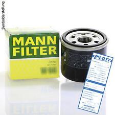 5x MANN-FILTER Ölfilter Oelfilter W 1022 Oil Filter