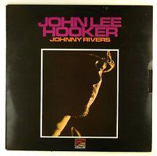 "12"" LP - Johnny Rivers - John Lee Hooker - D599 - cleaned"