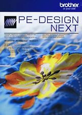 Brother PE Design NEXTv9*Full Version+3000 embroidery from a private collection
