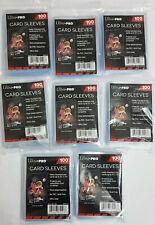 ca.67mm x 92mm Ultra Pro Sammelkartenhüllen 500 Soft Sleeves