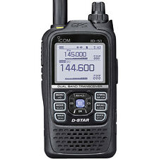 Icom ID-51A Plus Dual-Band D-Star Amateur Ham Radio - Authorized USA Icom Dealer