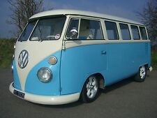 A3 Size - VW CAMPER VAN VINTAGE TRAVEL GIFT / WALL DECOR ART PRINT POSTER