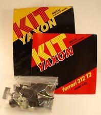 Yaxon Kit Metal & Plastic Model Ferrari 312 T2 1:43 art. 0750 RARE