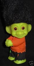 "FRANKENSTEIN Russ Troll Doll HALLOWEEN Gripper NEW 3"""