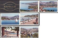 #RAPALLO: albumino co 10 cartoline artistiche