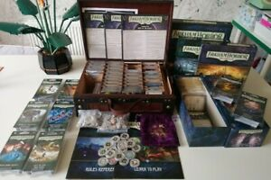 Arkham Horror: The Card Game collection, 2 x core set and loads of extras!
