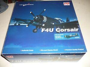 1/48 Hobby Master HA8206 F4U-1D CORSAIR ROGER. WHITE 167 BUNKER HILL 1945 MIB
