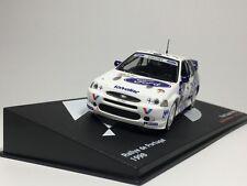 IXO 1:43 Ford Escort WRC 7# Rallye de Portugal 1998 Juha Kankkunen - Juha Repo
