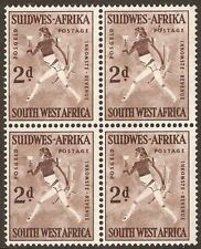 South West Africa Block Stamps
